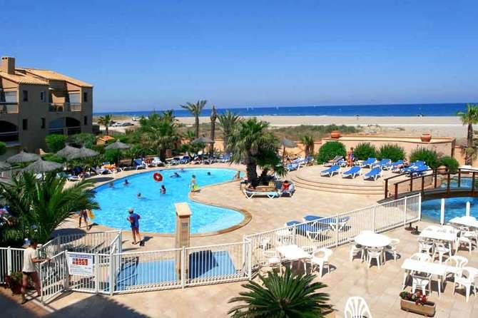 Hotel Club La Lagune Saint-Cyprien-Plage