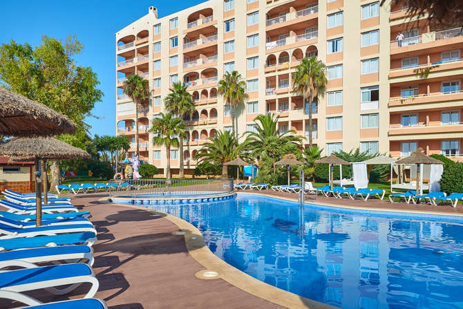 Aparthotel HYB Eurocalas Calas De Mallorca