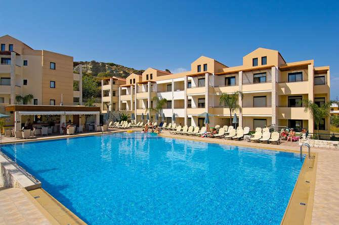 Creta Palm Studios & Appartementen Aghia Marina