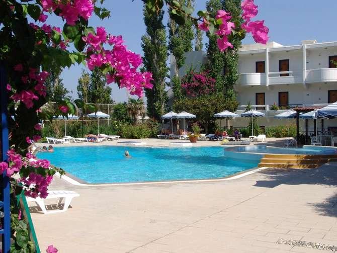 Hotel Danae Faliraki