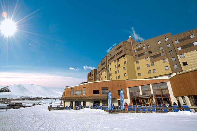Hotel Club MMV Les Bergers L'Alpe-d'Huez