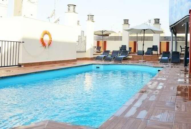 Hotel Porcel Sabica Granada