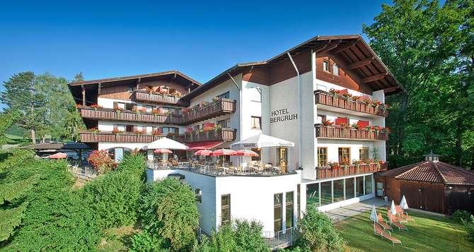 Hotel Bergruh Füssen