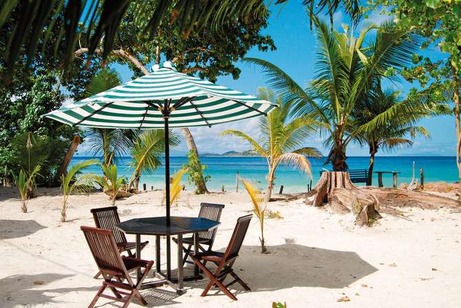 The Islander Hotel Grand Anse