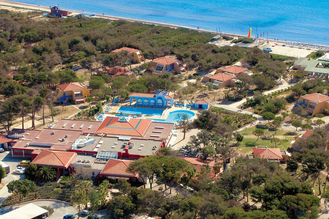Resort Riviera Beach Club Giens