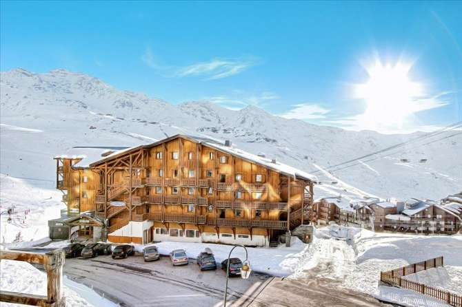 Residence le Val Chaviere Val Thorens
