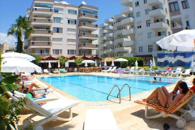 Hotel Bora Bora Butik Alanya