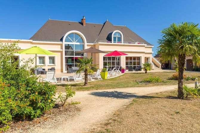 Residence Les Jardins Renaissance Azay-le-Rideau