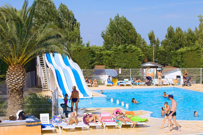 Camping l'Europe Vic-la-Gardiole