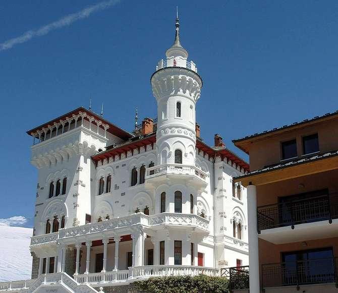 Chateau des Magnans Jausiers