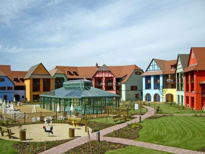 Pierre & Vacances Residence Le Clos d'Eguisheim Eguisheim