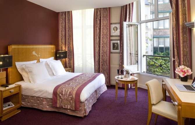 Hotel Les Jardins du Marais Parijs