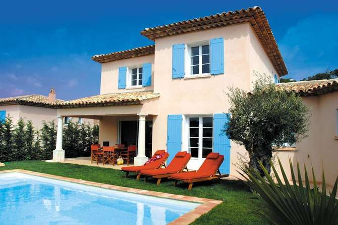 Residence Le Carre Beauchene Sainte-Maxime