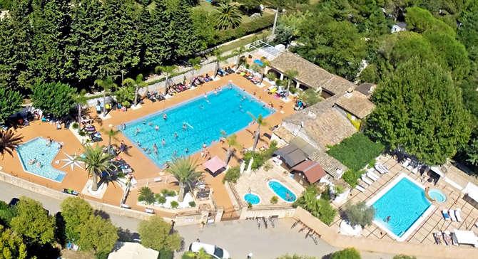 Camping Les Pecheurs Roquebrune-sur-Argens