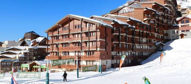 Residence Le Cheval Blanc Val Thorens