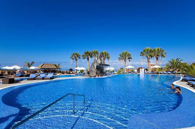 Gran Hotel Callao Playa Paraíso