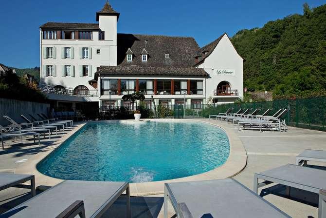 Hotel La Riviere Entraygues-sur-Truyère