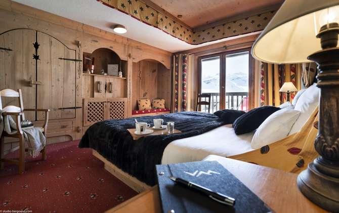Hotel - Les Suites du Montana Tignes