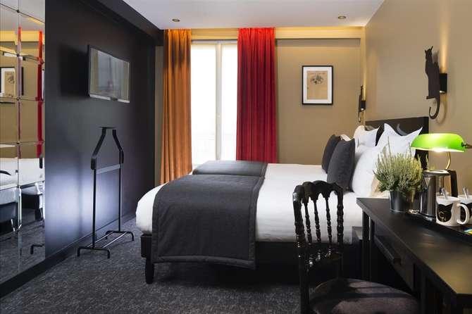 Hotel Le Chat Noir Parijs