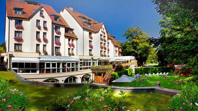 Hotel Verte Vallee Munster