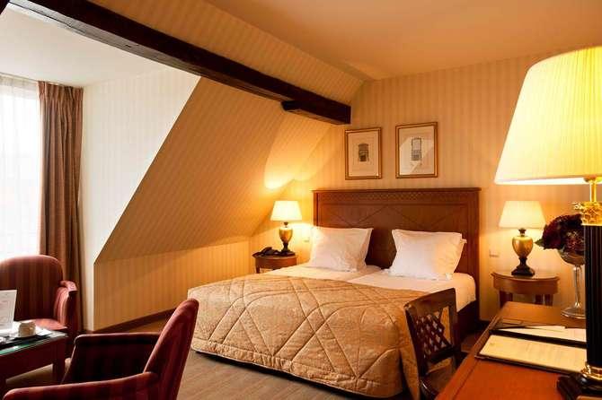 Hotel Oud Huis de Peellaert Brugge