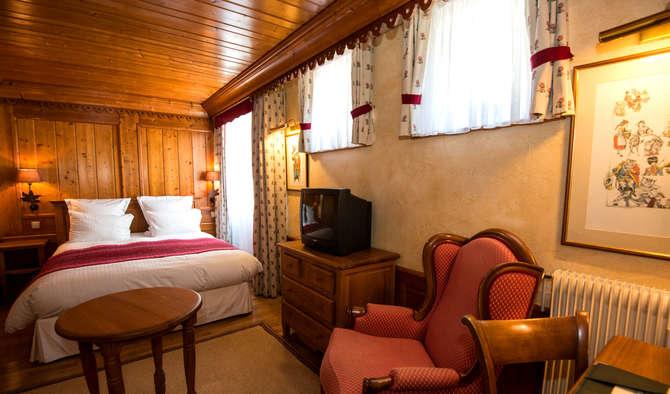 Hotel Les Buttes Ventron