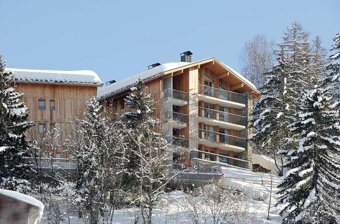 Residence Les 3 Glaciers La Plagne
