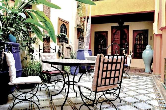 Riad Dubai Marrakech