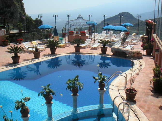 Hotel Villa Sonia Taormina