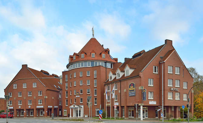 Best Western Nordic Hotel Lübecker Hof Lübeck