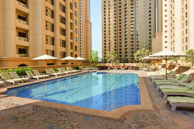 Ramada Plaza Jumeirah Beach Dubai