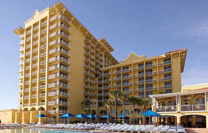 The Plaza Resort & Spa Daytona Beach