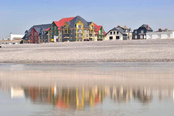 Residence Les Terrasses De La Plage Cayeux-sur-Mer