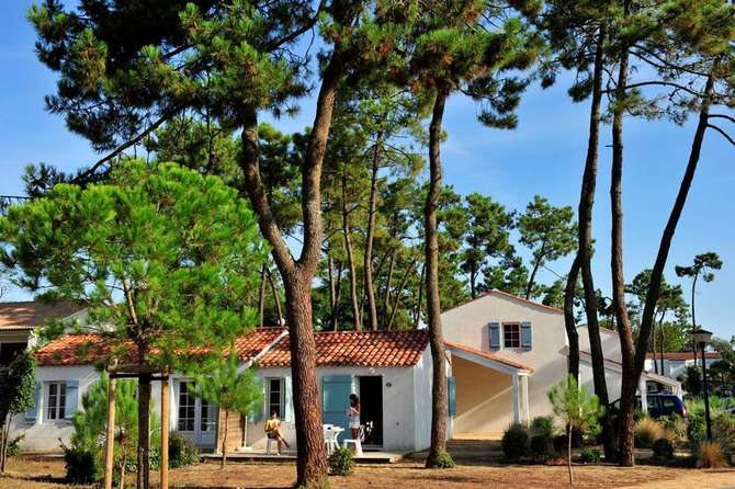 Residence Le Domaine Des Oyats Longeville-sur-Mer