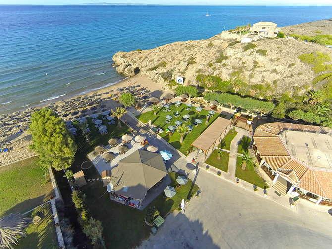 Plaka Beach Resort Vassilikos