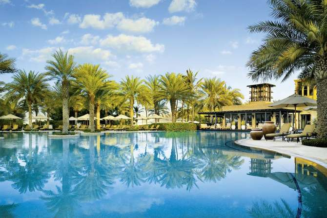 One & Only Royal Mirage Arabian Court Dubai