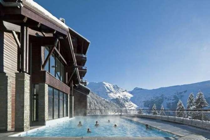 Pierre & Vacances Residence Premium Les Terrasses d'Eos Flaine