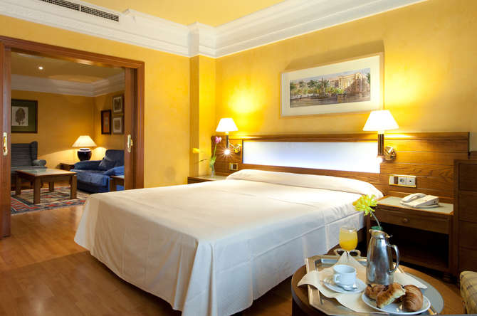 Senator Gran Via 70 Spa Hotel Madrid