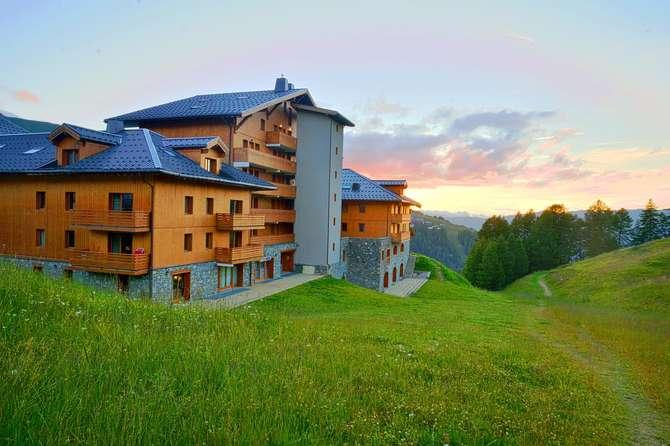 Residence Sun Valley La Plagne