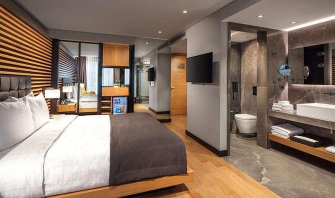 Metropolitan Hotels Bosphorus Beyoğlu
