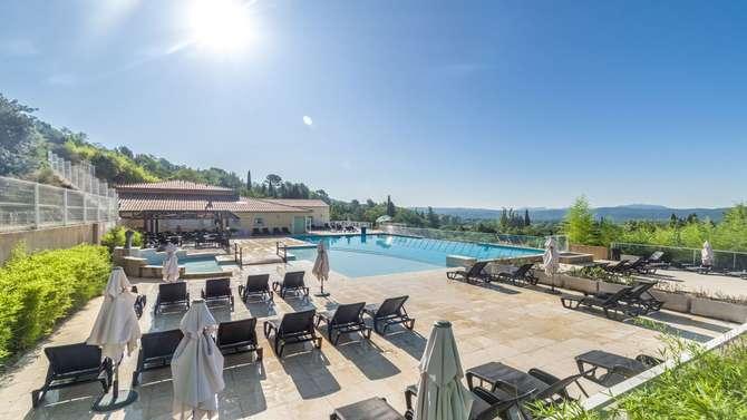 Vacances Bleues Le Chateau de Camiole Callian