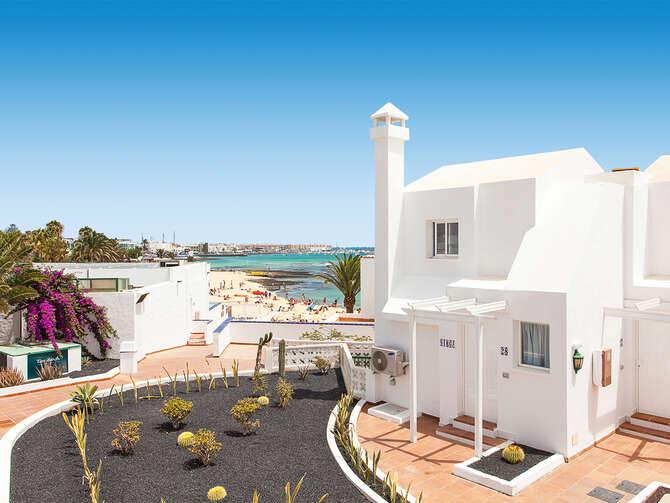 Appartementen Caleta Playa Corralejo
