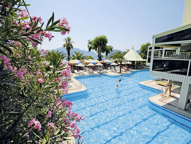 Flamingo Beach Hotel Icmeler
