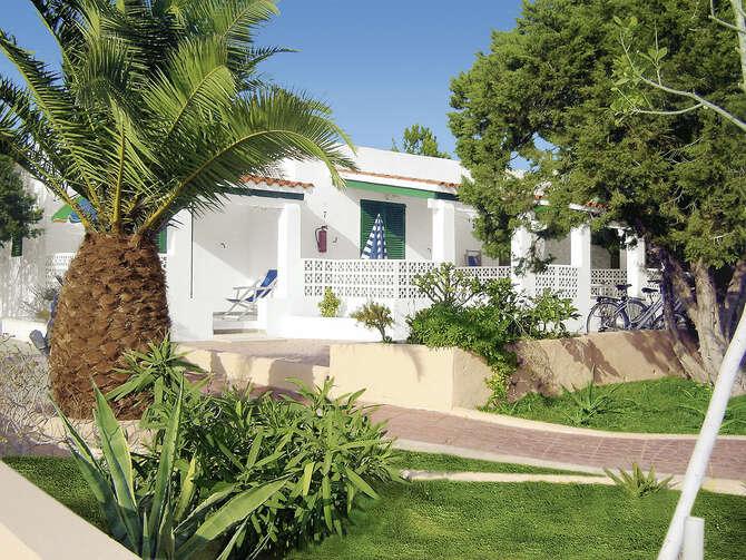 Appartementen La Palmera II Playa Migjorn