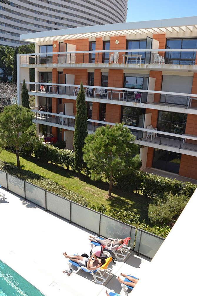 Residence Royal Cap Villeneuve-Loubet