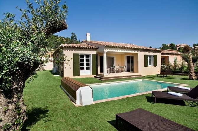Villa's Domaine l'Eilen