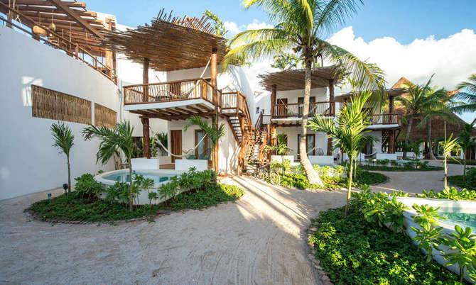 HM Villas Palapas del Mar Holbox
