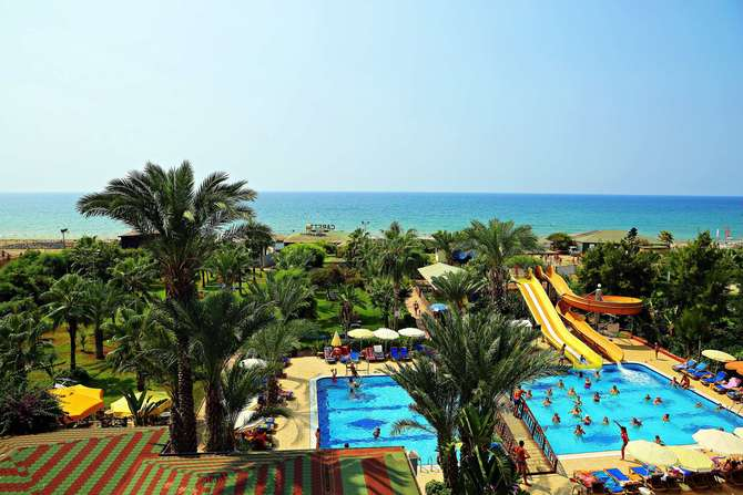 Club Hotel Caretta Beach Alanya