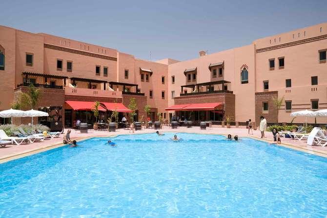 Hotel Ibis Marrakech Palmeraie Marrakech