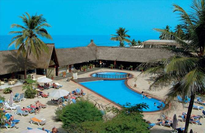 Kombo Beach Hotel Kotu